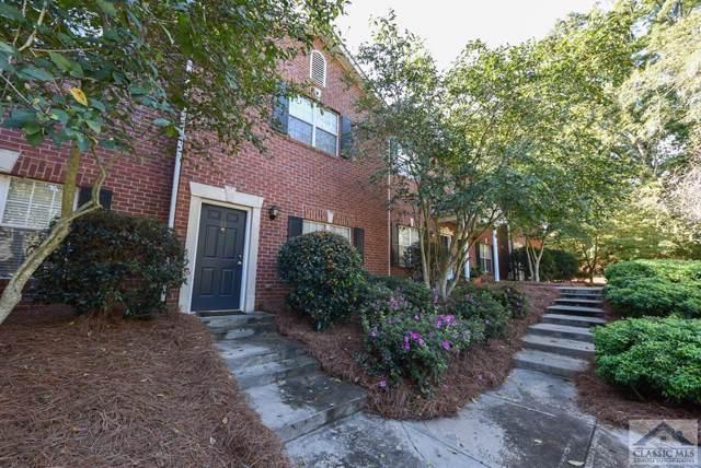 205 Woodstone Drive #16, Athens, GA 30605 (MLS #971968) :: Team Cozart