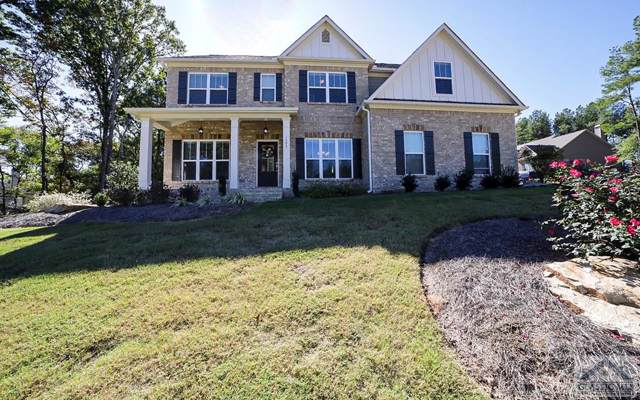 1393 Rolling Meadows Lane, Watkinsville, GA 30677 (MLS #972004) :: Team Cozart