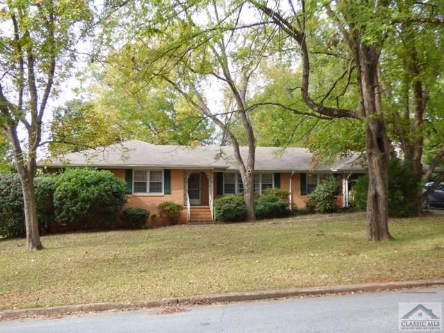 120 Bishop Drive, Athens, GA 30606 (MLS #972145) :: Athens Georgia Homes