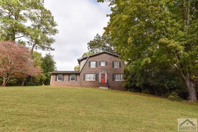 630 Pine Forest Drive, Athens, GA 30606 (MLS #972155) :: Athens Georgia Homes