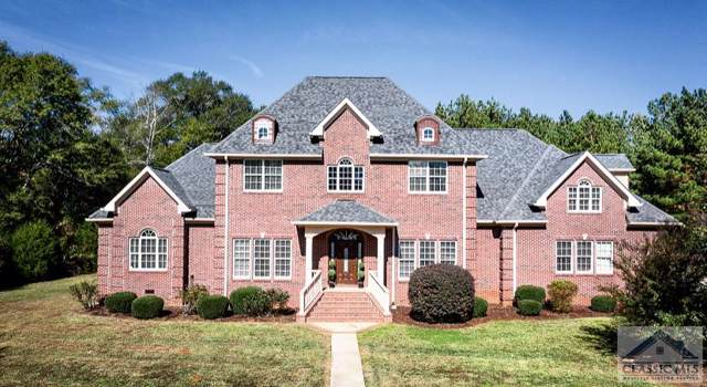 700 Athens Road, Winterville, GA 30683 (MLS #972162) :: Athens Georgia Homes