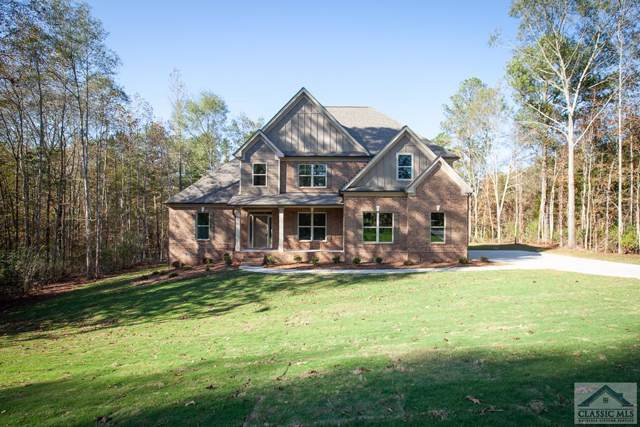 1010 Pembrook Drive, Watkinsville, GA 30677 (MLS #972177) :: Todd Lemoine Team