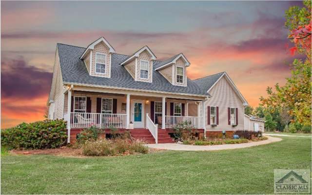 458 Yancey Road, Arnoldsville, GA 30619 (MLS #972187) :: Athens Georgia Homes