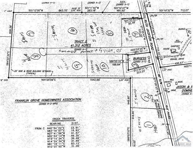 1361 Ruth Jackson Road, Bogart, GA 30622 (MLS #972210) :: Athens Georgia Homes