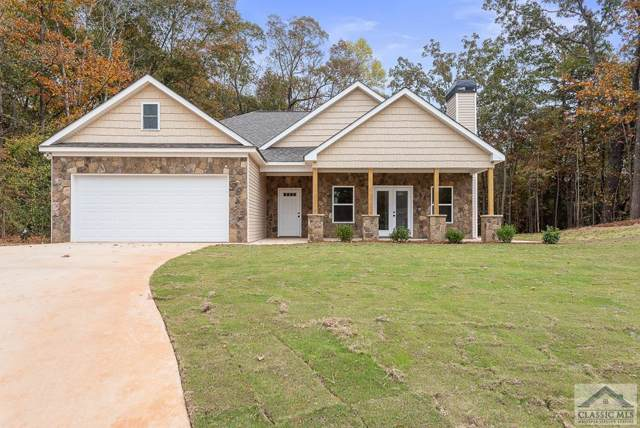 51 Edgar Drive, Commerce, GA 30529 (MLS #972211) :: Athens Georgia Homes