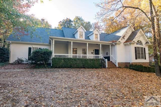 1131 Arborwood Ridge Drive, Bishop, GA 30621 (MLS #972273) :: Athens Georgia Homes