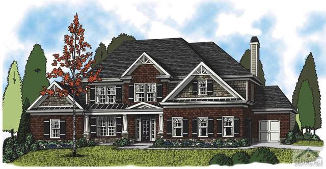 1389 Switchgrass Drive, Statham, GA 30666 (MLS #972298) :: Athens Georgia Homes