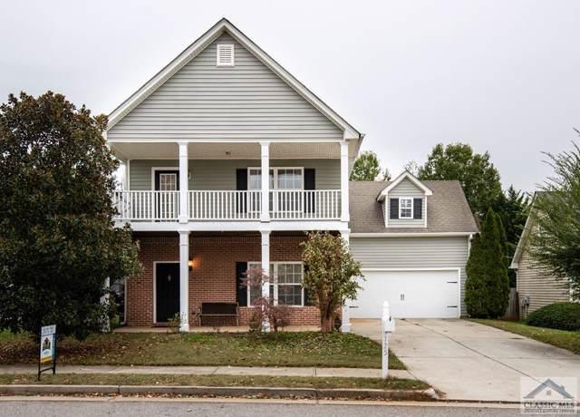 125 Blake Way, Athens, GA 30605 (MLS #972310) :: Athens Georgia Homes