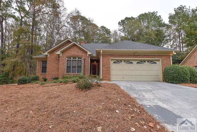 350 Woodhaven Pkwy, Athens, GA 30606 (MLS #972325) :: Athens Georgia Homes