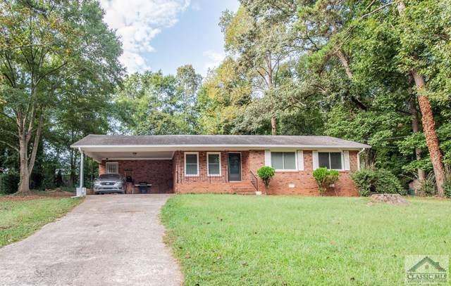 191 Fairfield Circle, Athens, GA 30606 (MLS #972328) :: Athens Georgia Homes