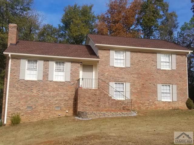 298 Tara Way, Athens, GA 30606 (MLS #972331) :: Athens Georgia Homes