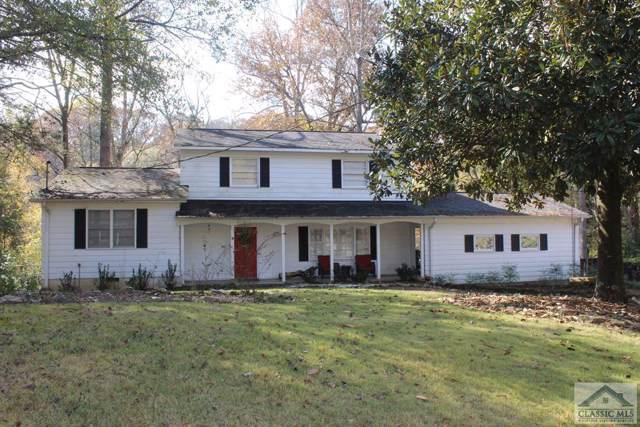 555 Riverhill Drive, Athens, GA 30606 (MLS #972332) :: Athens Georgia Homes