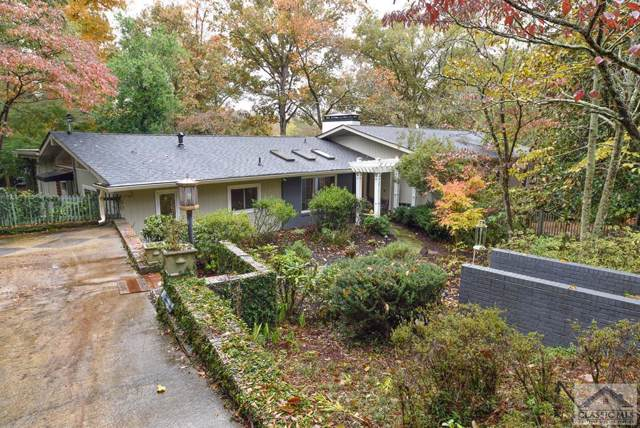 190 Plum Nelly Road, Athens, GA 30606 (MLS #972367) :: Signature Real Estate of Athens