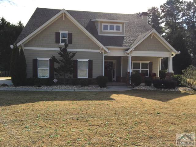 1247 Charlottes Walk Road, Bishop, GA 30621 (MLS #972462) :: Todd Lemoine Team