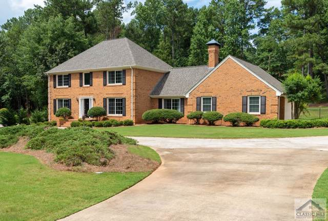 144 Bent Tree Drive, Athens, GA 30606 (MLS #972491) :: Athens Georgia Homes