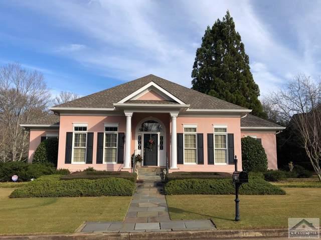 110 Princeton Mill Road, Athens, GA 30606 (MLS #972600) :: Signature Real Estate of Athens