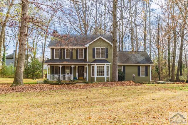 1420 Ashland Drive, Statham, GA 30666 (MLS #972609) :: Athens Georgia Homes