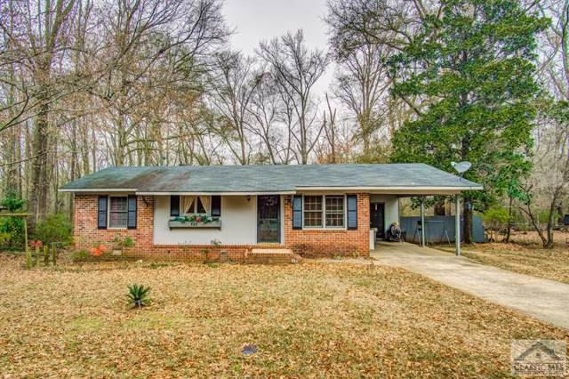 132 Winter Hills Drive, Winterville, GA 30683 (MLS #972621) :: Athens Georgia Homes