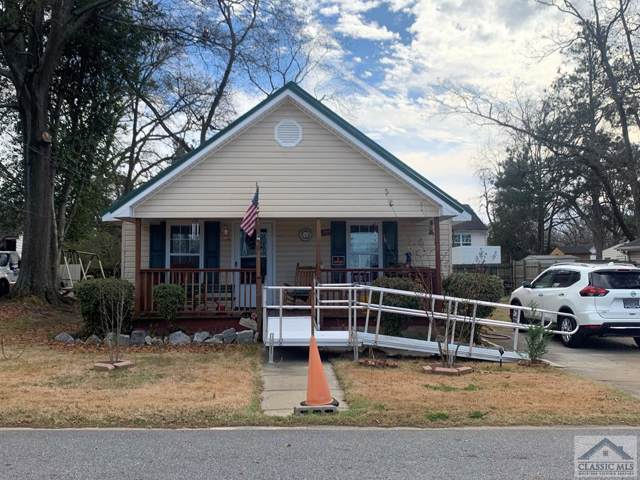 101 Griffith Street, Winder, GA 30680 (MLS #972655) :: Signature Real Estate of Athens