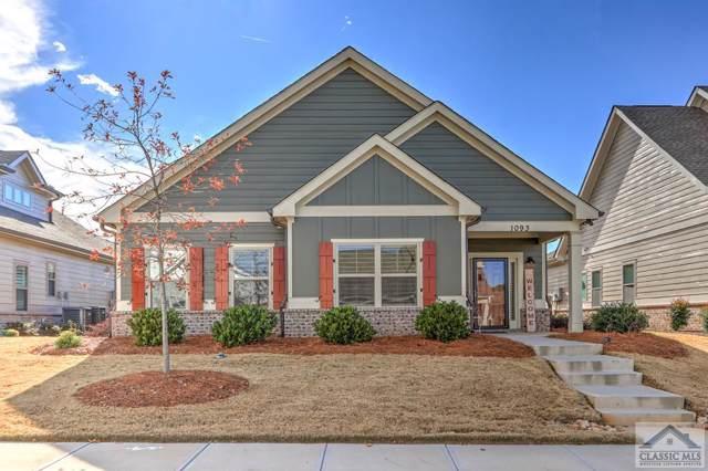 1093 Chalmers Street, Watkinsville, GA 30677 (MLS #972657) :: Todd Lemoine Team