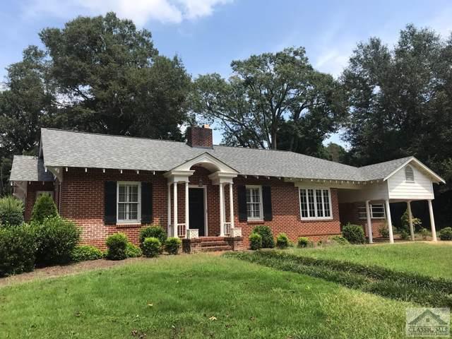 410 Milledge Circle, Athens, GA 30606 (MLS #972825) :: Signature Real Estate of Athens
