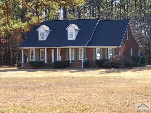 528 Timber Ridge Lane, Colbert, GA 30628 (MLS #972835) :: Signature Real Estate of Athens