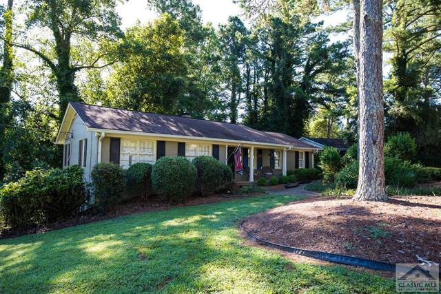 115 Pine Valley Drive, Athens, GA 30606 (MLS #972911) :: Athens Georgia Homes