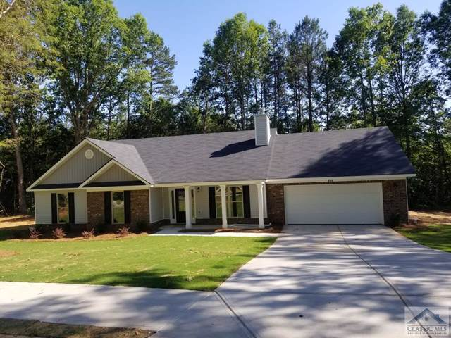 282 Jones Road, Winder, GA 30680 (MLS #972920) :: Team Cozart