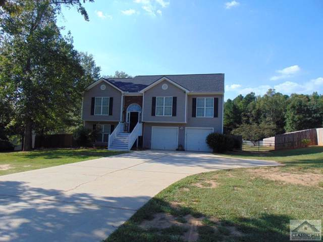 501 Wall Road, Statham, GA 30666 (MLS #972923) :: Team Cozart