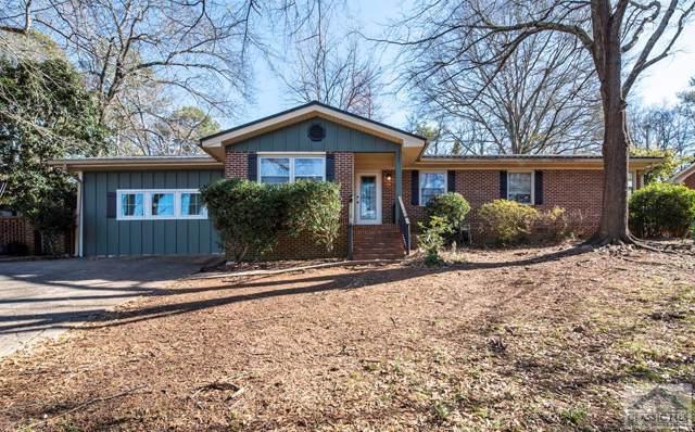 190 Valleybrook Drive, Athens, GA 30606 (MLS #972978) :: Athens Georgia Homes