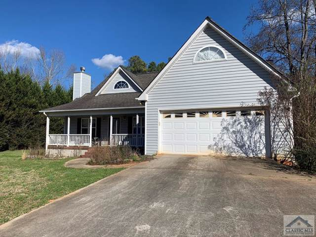201 Sweetwater Walk, Winterville, GA 30683 (MLS #972986) :: Athens Georgia Homes