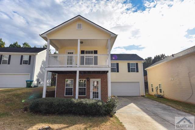 145 Mcdonald Way, Athens, GA 30605 (MLS #973035) :: Athens Georgia Homes