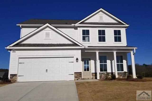 153 Bowman Drive, Statham, GA 30666 (MLS #973051) :: Signature Real Estate of Athens