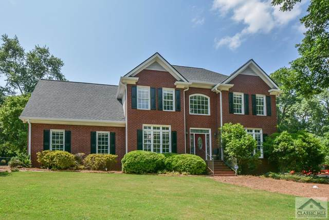 179 Ashbrook Drive, Athens, GA 30605 (MLS #973071) :: Athens Georgia Homes