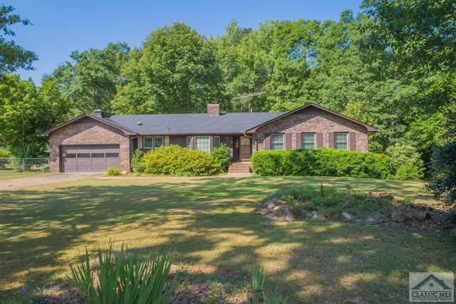 701 Veterans Drive, Danielsville, GA 30633 (MLS #973073) :: Signature Real Estate of Athens