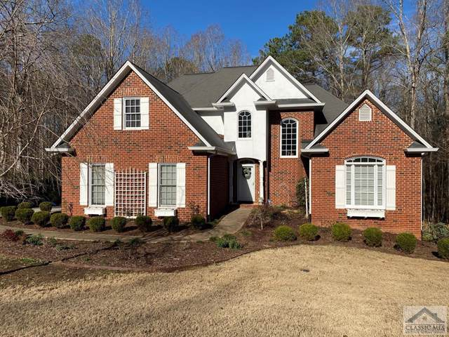 129 Buckeye Branch Drive, Athens, GA 30605 (MLS #973113) :: Athens Georgia Homes