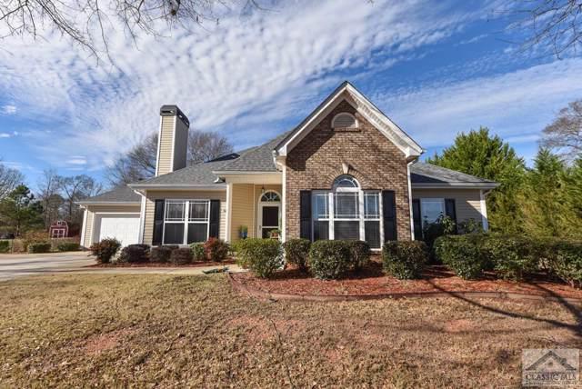341 Sawdust Trail, Nicholson, GA 30565 (MLS #973114) :: Signature Real Estate of Athens