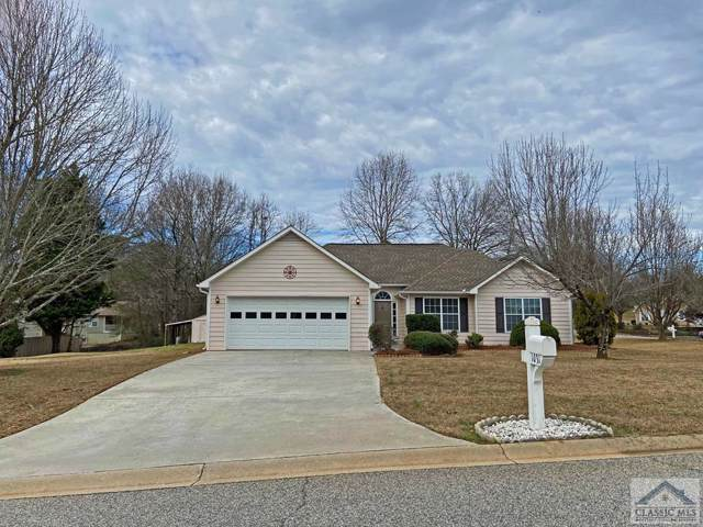1031 Coveview Circle, Hoschton, GA 30548 (MLS #973115) :: Signature Real Estate of Athens
