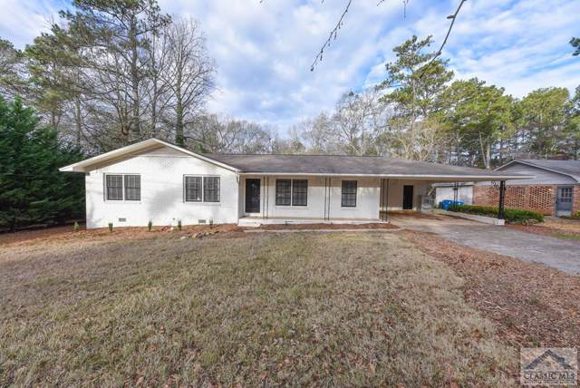 260 University Circle, Athens, GA 30605 (MLS #973130) :: Athens Georgia Homes