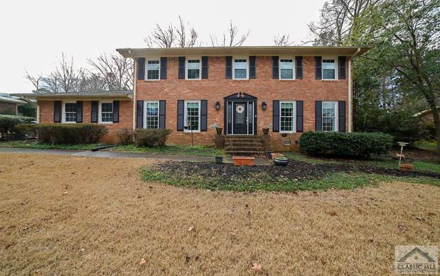 240 Cedar Springs Drive, Athens, GA 30605 (MLS #973137) :: Athens Georgia Homes