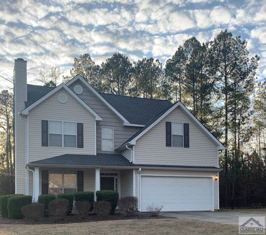 105 Tupelo Court, Athens, GA 30606 (MLS #973147) :: Signature Real Estate of Athens