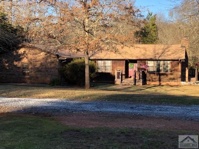 1556 Fred Goss Road, Danielsville, GA 30633 (MLS #973162) :: Signature Real Estate of Athens