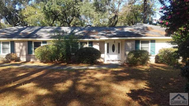 17 Brannen Drive, Savannah, GA 31410 (MLS #973167) :: Signature Real Estate of Athens