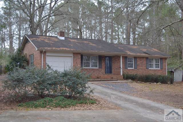 335 Rocky Drive, Athens, GA 30607 (MLS #973174) :: Signature Real Estate of Athens