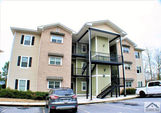 350 Wood Lake Drive #13, Athens, GA 30606 (MLS #973226) :: Team Cozart