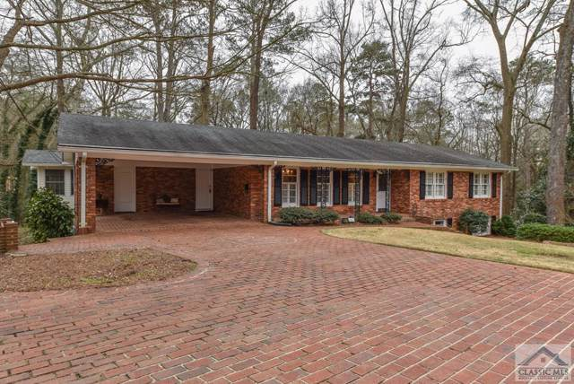 853 Bobbin Mill Road, Athens, GA 30606 (MLS #973250) :: Team Cozart