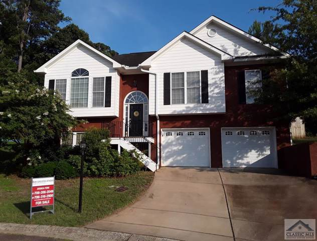 120 Slick Rock Court, Athens, GA 30606 (MLS #973323) :: Athens Georgia Homes