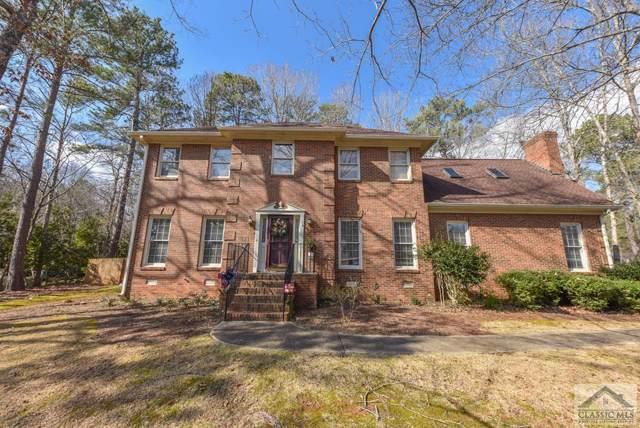 321 Chesterfield Road, Bogart, GA 30622 (MLS #973386) :: Athens Georgia Homes