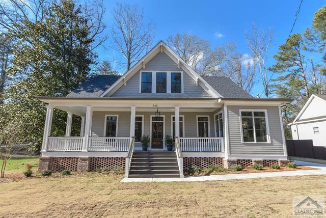 340 Fortson Drive, Athens, GA 30606 (MLS #973413) :: Athens Georgia Homes