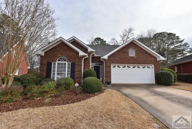 116 Huntington Shoals Drive, Athens, GA 30606 (MLS #973435) :: Athens Georgia Homes